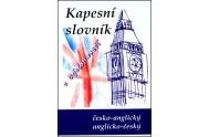 Kapesní slovník s výslovností česko-anglický,anglicko-český