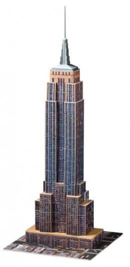 Puzzle 3D Empire State Building 216 dílků