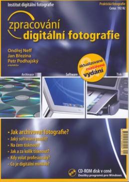 Zpracování digitální fotografie + CD - Ondřej Neff