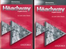 New Headway Elementary Class 2xCassette - John a Liz Soars