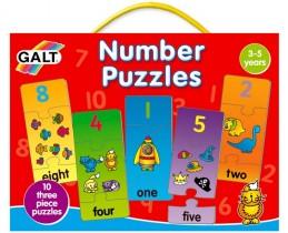 Puzzle – moje první anglické číslice