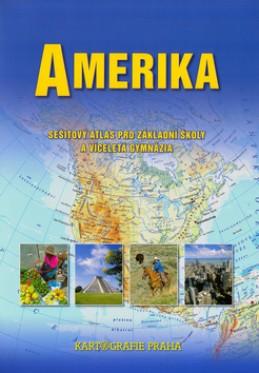 Amerika Sešitový atlas pro ZŠ