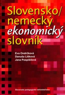 Slovensko - nemecký ekonomický slovník