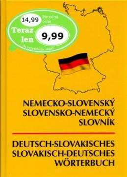Nemecko-slovenský, slovensko-nemecky slovník - Eleonóra Kovácsová