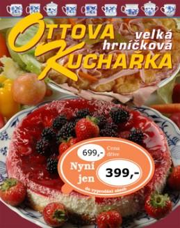 Ottova Kuchařka velká hrníčková - Jaroslav Vašák