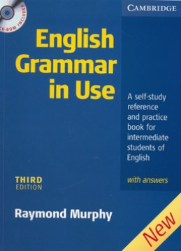 English Grammar in Use 3ed + CD ROM - Raymond Murphy