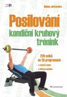 Posilování kondiční kruhový trénink - Helena Jarkovská