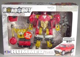 Road Bot Hummer H3 (1:32)