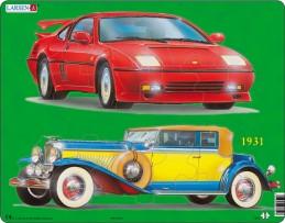 Výukové puzzle Automobilová doprava