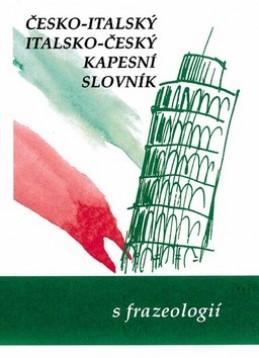 Česko-italský Italsko-český kapesní slovník - Zdeněk Papoušek