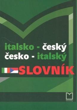 Italsko-český česko-italský slovník - V. Čechová