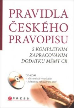 Pravidla českého pravopisu - kolektiv autorů