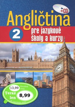 Angličtina pre jazykové školy a kurzy 2 - Eva Tandlichová