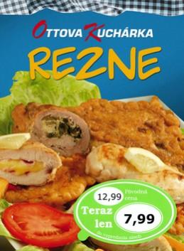 Ottova kuchárka Rezne