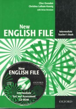 New English File Intermediate Teacher's Book - Clive Oxenden