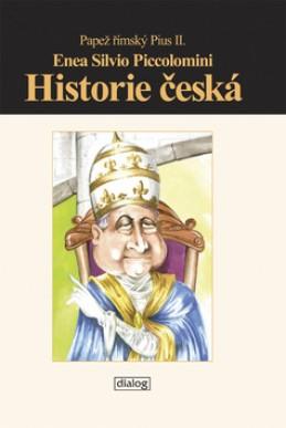 Historie česká - Enea Silvia Piccolomini