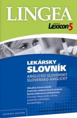 Lexicon5 Lekársky slovník anglicko-slovenský slovensko-anglický