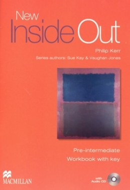 New Inside Out Pre-Intermediate - Philip Kerr