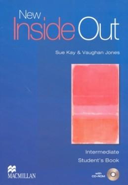 New Inside Out Intermediate - Sue Kay; Vaughan Jones