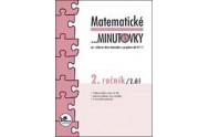 Matematické minutovky 2. ročník / 2. díl