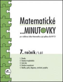 Matematické minutovky 7. ročník / 1. díl - Miroslav Hricz