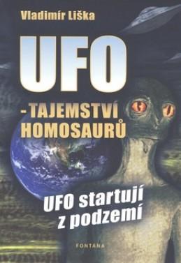 UFO - tajemství homosaurů - Vladimír Liška