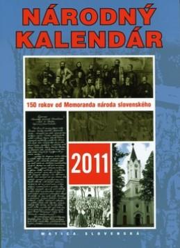 Národný kalendár 2011 - Štefan Haviar