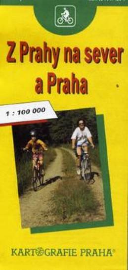 Z Prahy na sever - cyklo