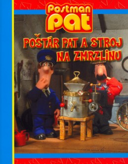 Poštár Pat a stroj na zmrzlinu