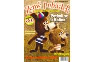 Země pohádek Nejlepší české večerníčky + DVD Pojďte pane budeme si hrát 1.