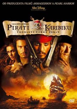 Disney 20619 - Piráti z Karibiku - Prokletí Černé Perly