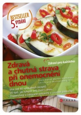Zdravá a chutná strava při onemocnění dnou - Sven-David Muller-Nothmann