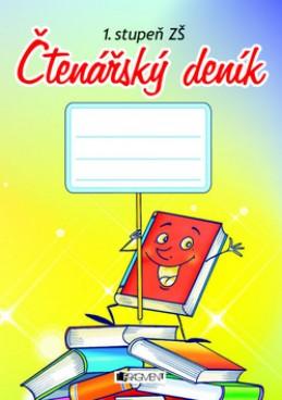 Čtenářský deník 1. stupeň ZŠ - Dana Holečková; Antonín Šplíchal