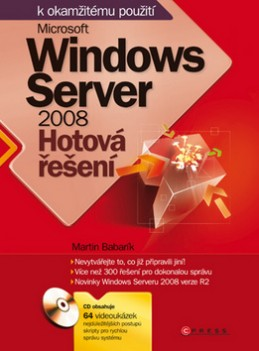 Microsoft Windows Server 2008 - Martin Babarik