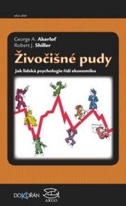 Živočišné pudy - Robert J. Shiller; George A. Akerlof