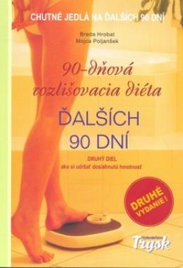90-dňová rozlišovacia diéta Ďalších 90 dní - Breda Hrobat; Mojca Poljanšek