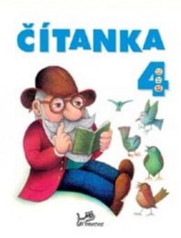 Čítanka 4 - Dagmar Dorovská; Vlasta Řeřichová