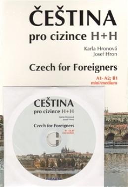 Čeština pro cizince/Czech for Foreigners + CD - Josef Hron; Karla Hronová