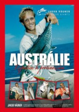 S Jakubem na rybách Austrálie