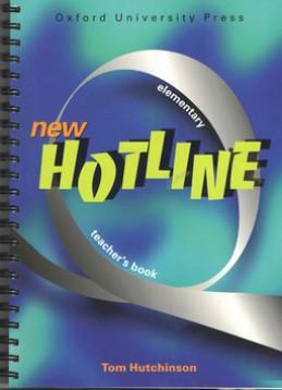 New hotline elementary Teacher´s book - Tom Hutchinson