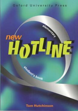 New hotline elementary Students book - Tom Hutchinson