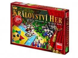 Království her (365 her) nové - Alltoys s.r.o.
