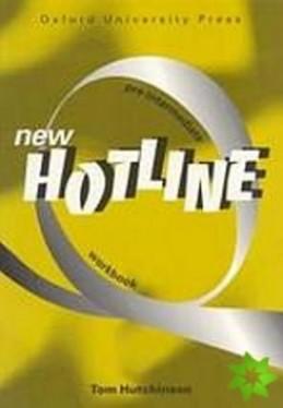 New hotline Pre-intermediate Student´s book - Tom Hutchinson