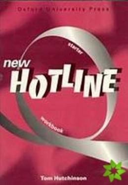 New hotline Starter Workbook - Tom Hutchinson