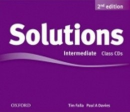 Maturita Solutions Intermediate Class Audio Cds - Tim Falla; P.A. Davies