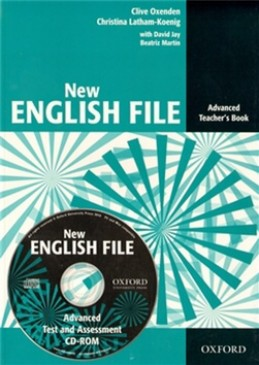 New English File Advanced Teacher's Book - Clive Oxenden