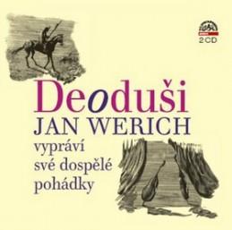 Deoduši 2 CD - Jan Werich; Jan Werich