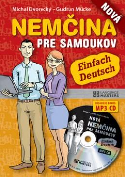 Nová nemčina pre samoukov + CD - Michal Dvorecký; Gudrun Mücke
