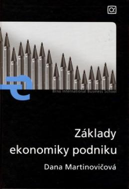 Základy ekonomiky podniku - Dana Martinovičová
