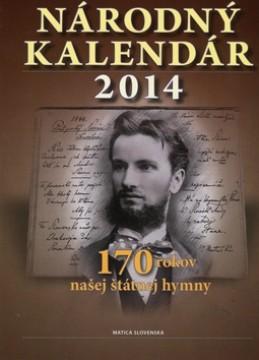 Národný kalendár 2014 - Štefan Haviar